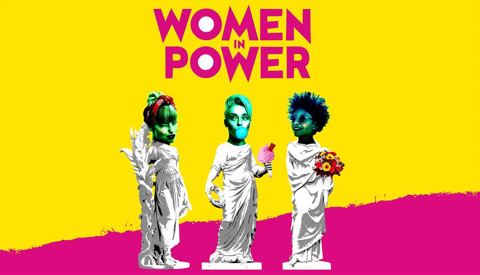 Power to the People - well, at least to the women.
